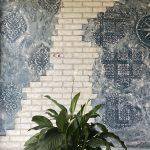 Akice dekorációs falfestés