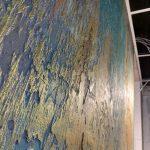 textúrák, rozsda-patina
